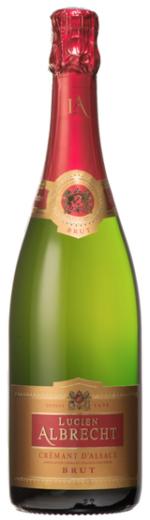 Cremant 150x520 - Lucien Albrecht Cremant d'Alsace Brut Reserve NV