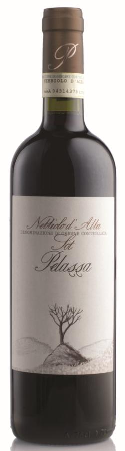 Nebbiolo 250x898 - Pelassa Sot Nebbiolo d'Alba DOC 2015