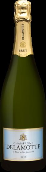 delamontte brut champagne 750ml 14 150x553 - Delamotte Brut NV