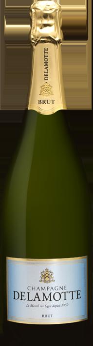 delamontte brut champagne 750ml 14 - Delamotte Brut NV