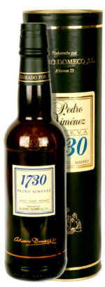 pedro ximenez reserva 150x407 - Alvaro Domecq Pedro Ximenez '1730' 375ml